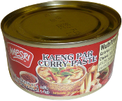 Maesri Curry Paste 4 oz <Sm>