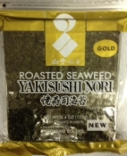 Shirako Roasted Seaweed (Gold)