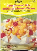 Lobo Agar Dessert Mix Artificial Almond Flavor