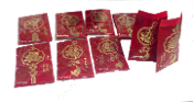 Red Envelops <6 Pcs/bag>