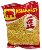 Asian Best Peeled Split Mung Bean