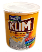 Nestle KLIM Dried Whole Milk