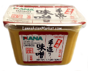 Hana Japanese Soybean Paste (White Miso)