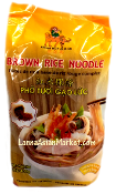 Asian Boy Brown Rice Noodle