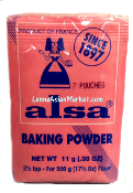 Alsa Baking Powder