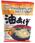 Kabuto Instant Fried Bean Curd Miso Soup
