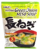Kabuto Instant Green Onion Miso Soup