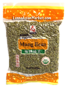 Asian Taste Organic Mung Bean