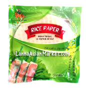 Asian Boy Rice Paper