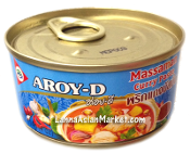 Aroy-D Massaman Curry Paste 4 oz <Sm>