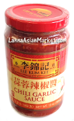 Lee Kum Kee Chili Garlic Sauce