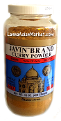 Javin Brand Curry Powder <India Style> Gluten Free