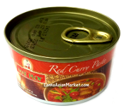 Mae Ploy Red Curry Paste 4 oz <Sm>