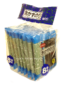 Shirako Okazu Seasoned Roasted Seaweed <8 packs>