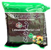 Assi Yaki Sushi Nori Roasted Seaweed Value Pack