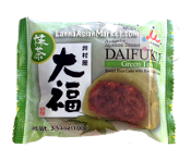 Imuraya Authentic Japanese Desert Daifuku Green Tea