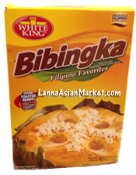 White King Bibingka Mix