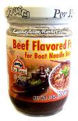 """Por Kwan"" Beef Flavoed Paste For Boat Noodle Soup"