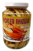Caravelle Pickled Rhizome In Brine <Kra Chai>