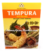 Golden Coins Tempura Batter Mix