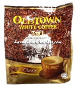 "Old Town Premix White coffee 3 IN 1 ""Classic"""